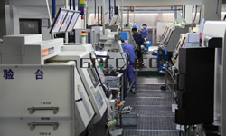 Precision Production Line GREENCO Side Channel Blower Equipments