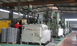 Die Casting Workshop GREENCO Side Channel Blower Equipments